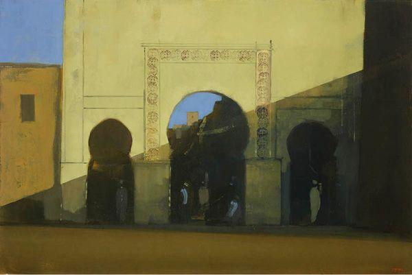 2011 Oil on Panel 32″ x 48″